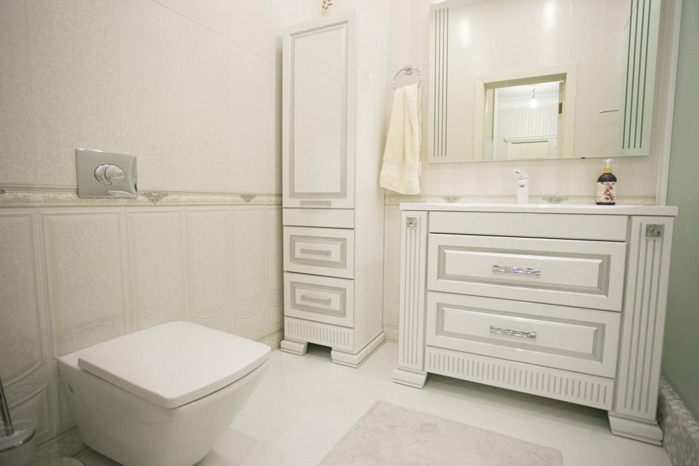 Ремонт в 4 комнатной квартире
